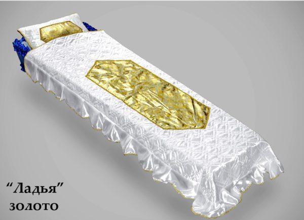 komplekt ladya zoloto 600x434 - Комплект Ладья Золото
