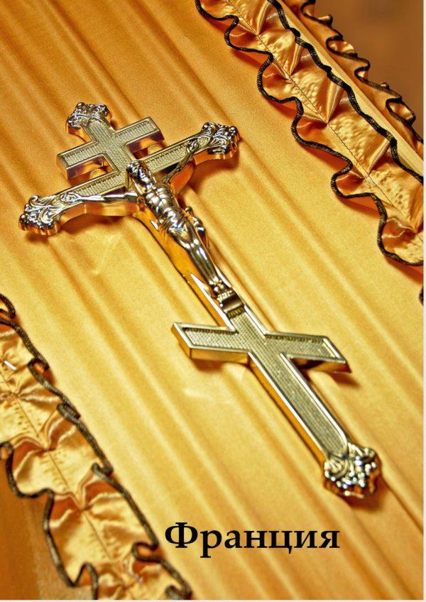 krestgrobfrantsiya 600x848 - Крест с распятием Франция