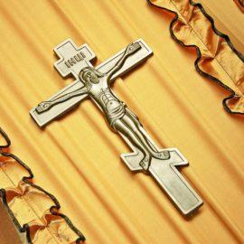 krestgrobsredniy 270x270 - Крест с распятием Средний