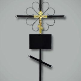 krestmetallstandart 270x270 - Крест Металлический Стандартный