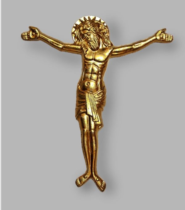 raspyatienakrest1 600x680 - Распятие на Крест